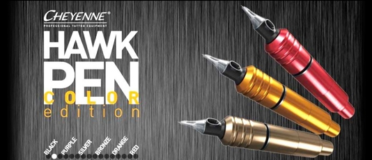 New color hawk pen bis