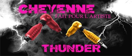Slide thunder cheyenne