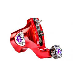MACHINE ROTATIVE BISHOP BLOOD RED V6