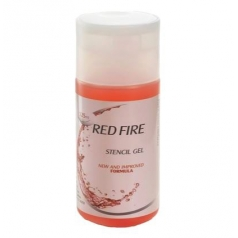 RED FIRE STENCIL 200ml