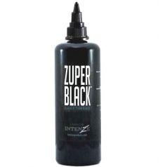 Encre noire fredimix tattoo for Zuper black tattoo ink intenze