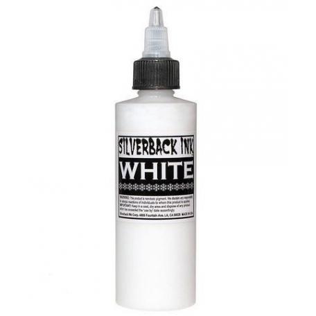 SILVERBACK INK WHITE