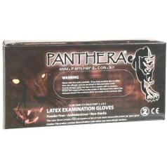 GANTS PANTHERA LATEX NOIR (S)