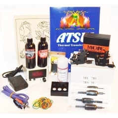 KIT TATTOO INTERMEDIAIRE ALL BLACK XL