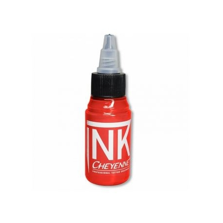 CHEYENNE INK CHILI RED 35ML