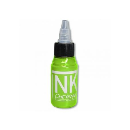 CHEYENNE INK BRIGHT GREEN 35ML