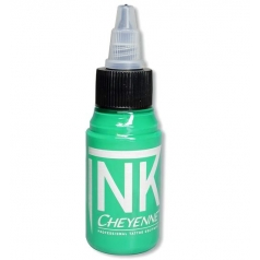 CHEYENNE INK GREEN MINT 35ML