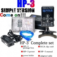 ALIMENTATION HURRICANE HP-3