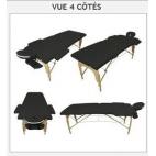 TABLE DE TATOUAGE PLIABLE ET REGLABLE