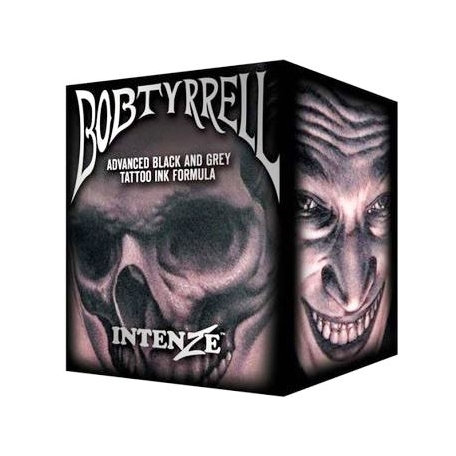 "INTENZE : SET ""BOB TYRRELL"" 6 NUANCES"