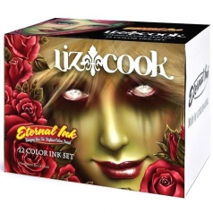"SET ETERNAL ""LIZ COOK"" 12 ENCRES"