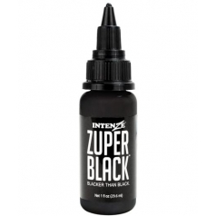 INTENZE ZUPER BLACK 30ml