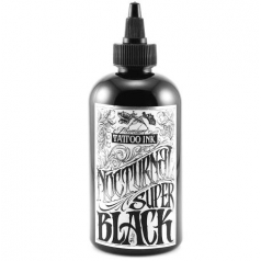 "ENCRE NOCTURNAL INK ""SUPER BLACK"""