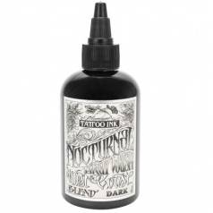 "ENCRE NOCTURNAL INK ""GRAY WASH DARK"""