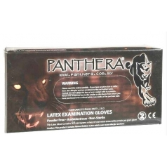 GANTS PANTHERA LATEX NOIR (XL)