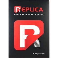 "PAPIER TRANSFERT ""REPLICA"""