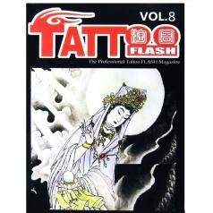 LIVRE TATTOO FLASH VOLUME 8