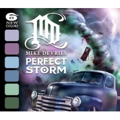 "SET ETERNAL ""PERFECT STORM"" MIKE DEVRIES"