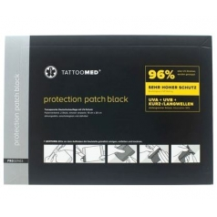 TATTOOMED FILM PROTECTION PATCH BLACK