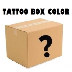 TATTOO BOX COLOR