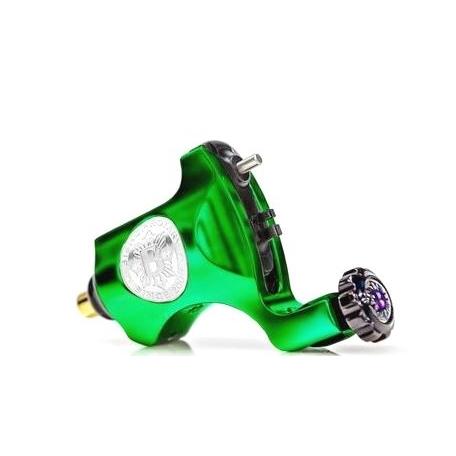 MACHINE ROTATIVE BISHOP EMERALD GREEN V6