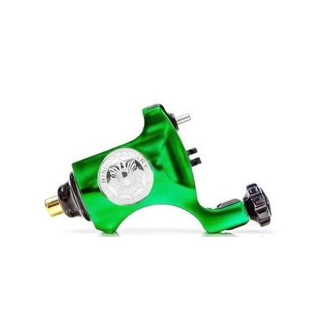 MACHINE ROTATIVE BISHOP EMERALD GREEN V6