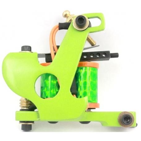 "MACHINE BOBINES ""POWER GREEN"
