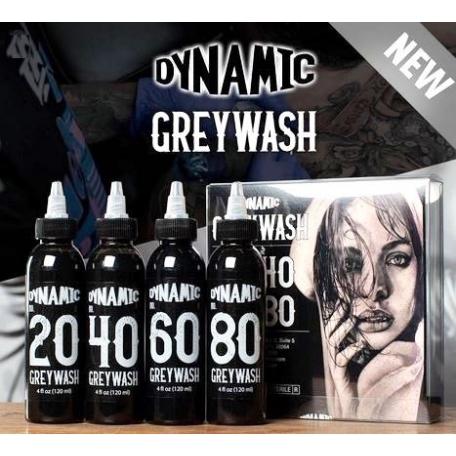 SET OMBRAGE DYNAMIC GREY WASH