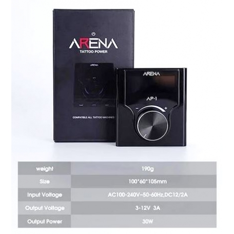 ALIMENTATION LCD ARENA