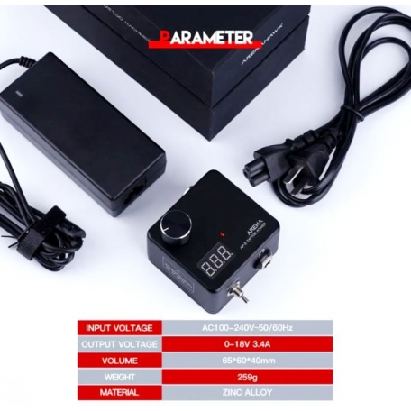 ALIMENTATION AIMANTE LCD ARENA