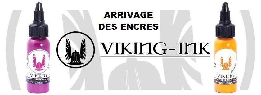 Encres viking ink