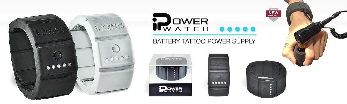Slide bracelet ipower watch