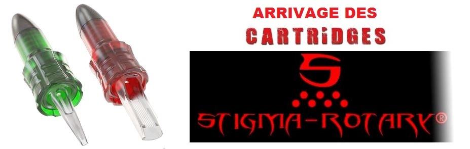 Stigma cartridges